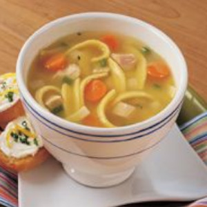 Homestyle Chicken & Noodle Soup
